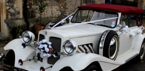Automobilis vestuvėms