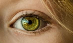 Žalios spalvos akis